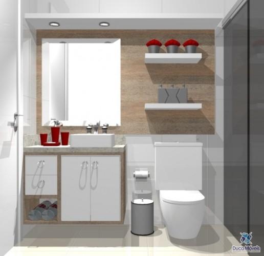 vantagens móveis planejados banheiro