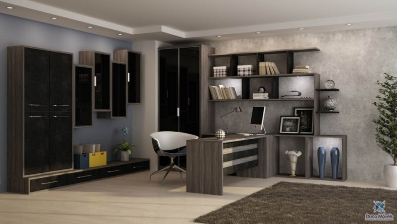 vantagens móveis planejados home office