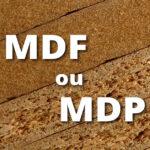 MDF ou MDP: qual o melhor material para móveis de escritório?