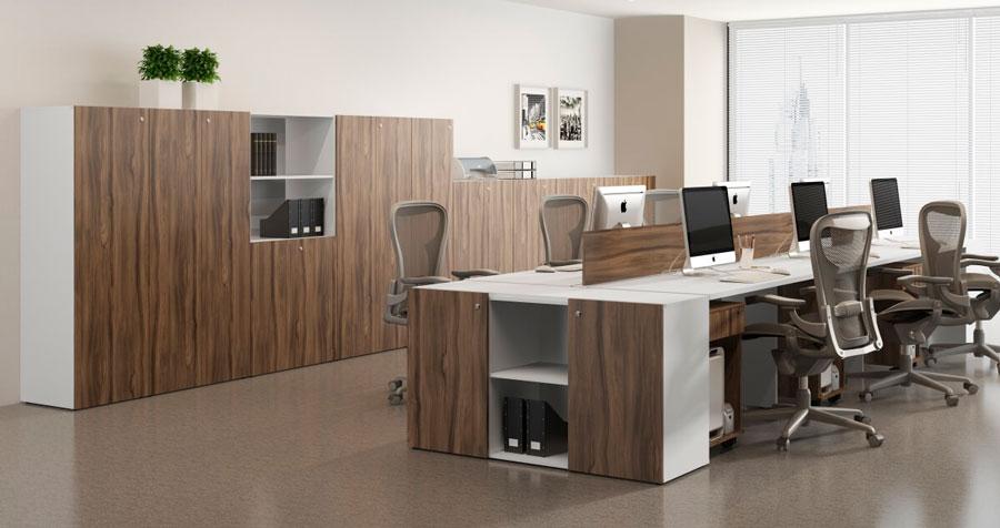 A decoração também pode contribuir para o conforto térmico no escritório